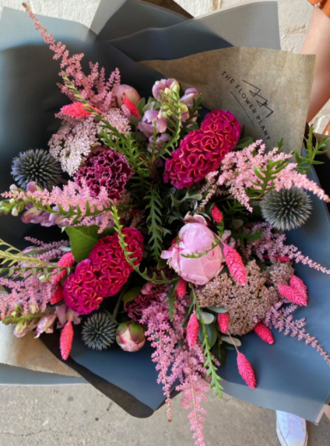 Pretty All Pink Bouquet