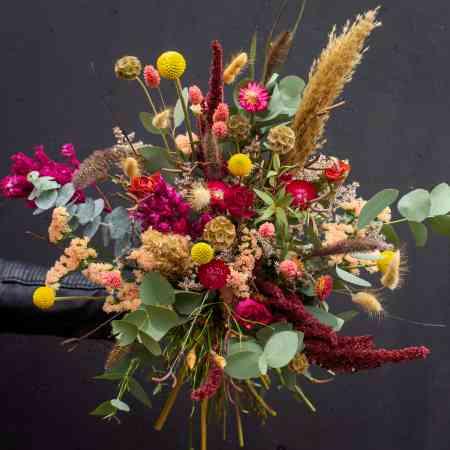 Everlasting Love - Dried flower bouquet