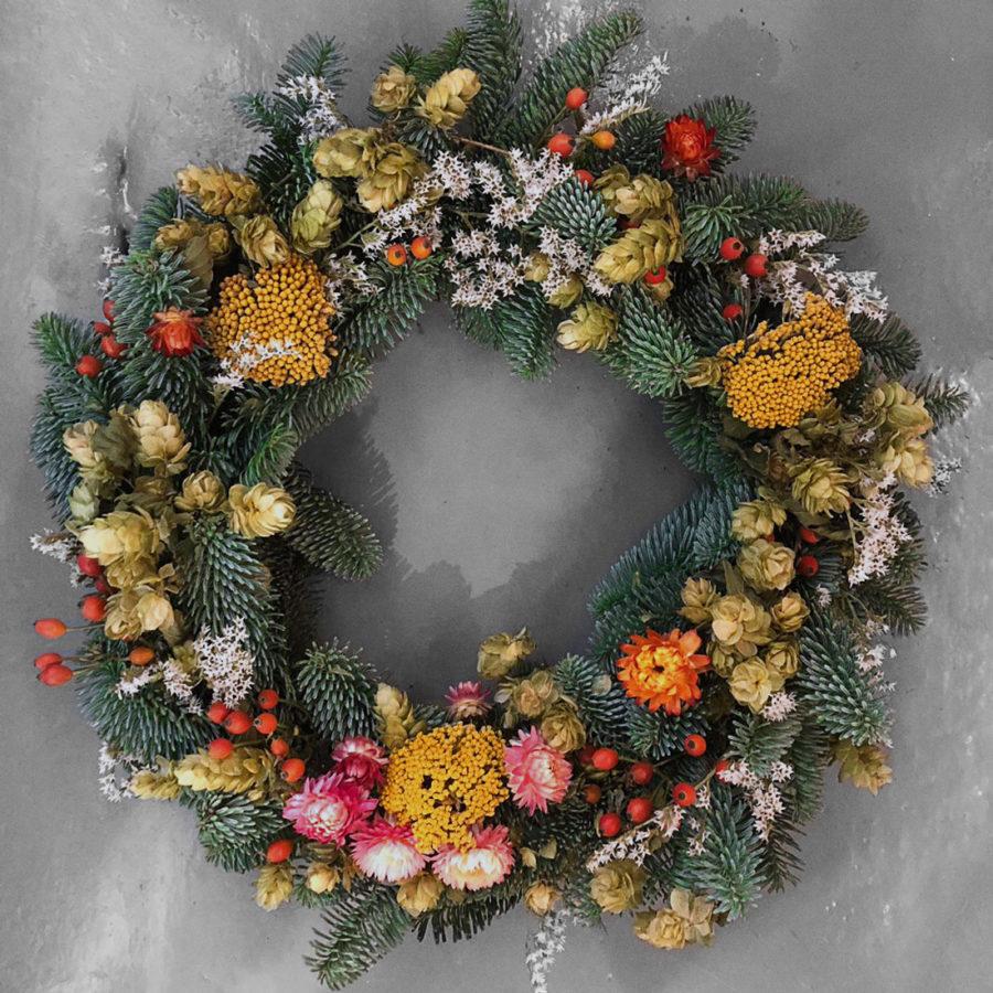 Hip Hop - Christmas Wreath