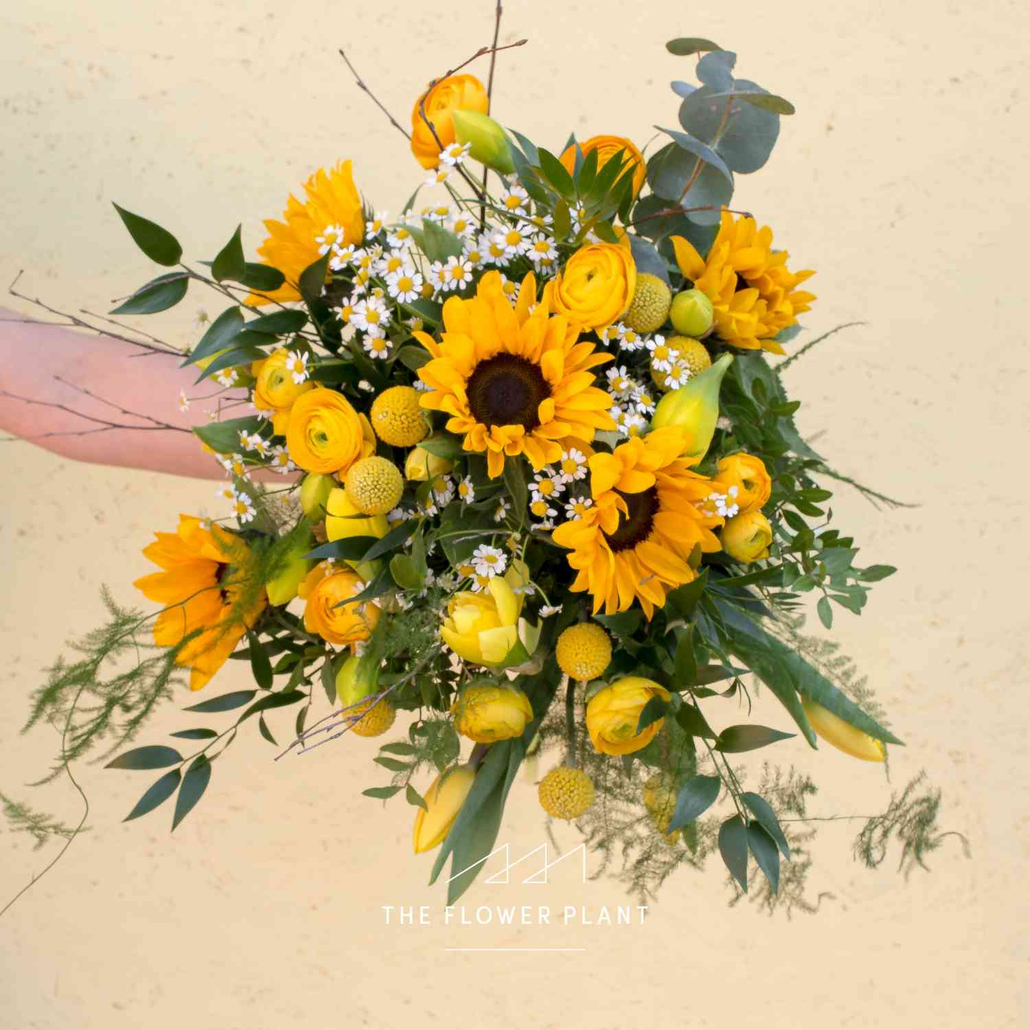 Yellow Mother's Day Bouquet