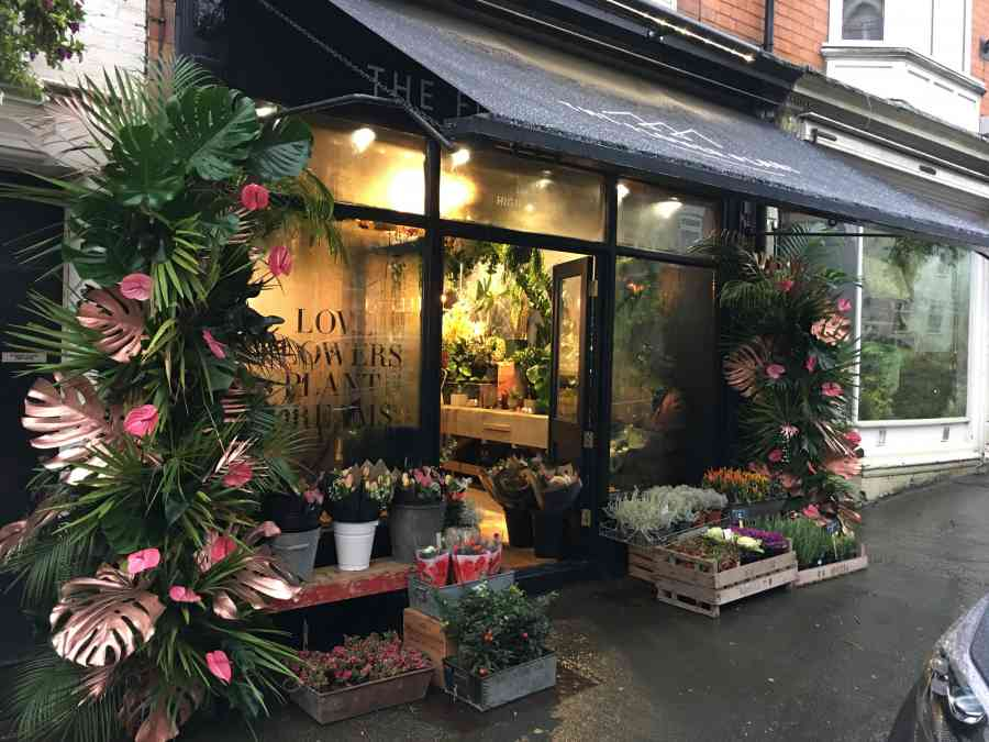 The Flower Plant florist Sileby