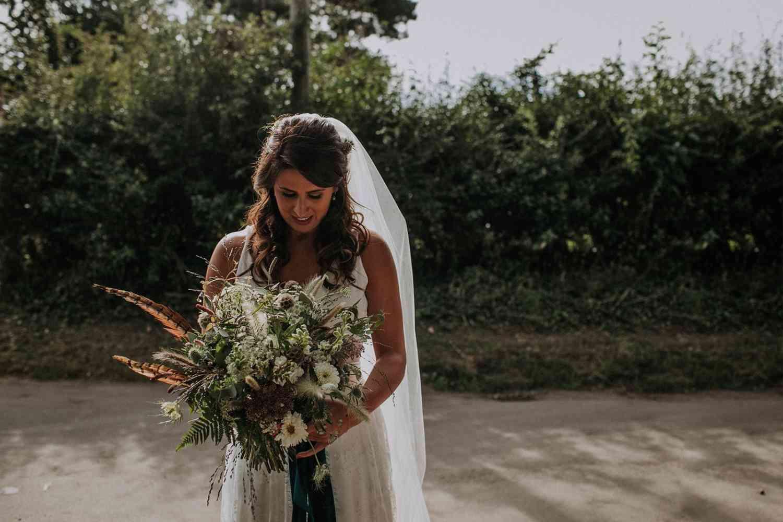 Bridal Wild Bridal Bouquet